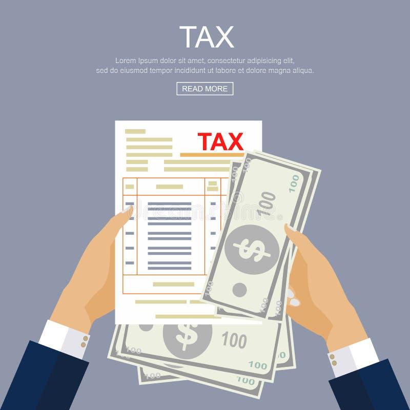 Biznesowy pojęcie dla finanse również zwrócić corel ilustracji wektora zdjęcia stock