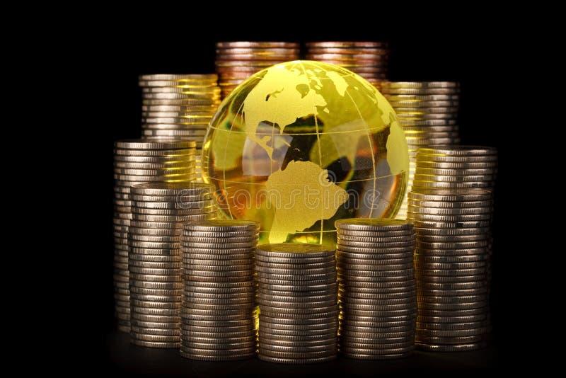 biznesowy pojęcie globalny obrazy stock