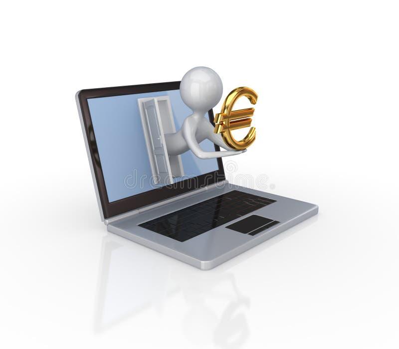 biznesowy pojęcie info obraz stock