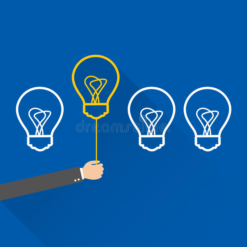 Biznesowy pojęcie, pomysł sukces, wektor ilustracja wektor
