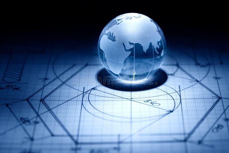 Światowa inżynieria obraz royalty free