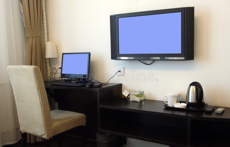 biznesowy pokój hotelowy zdjęcia stock