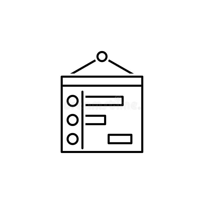 biznesowy seo, rozkład kreskowa ikona Praca zespołowa przy pomysłem Znaki i symbole mog? u?ywa? dla sieci, logo, mobilny app, UI, ilustracji