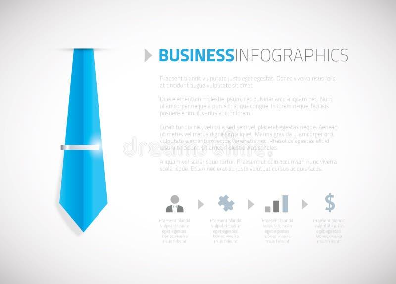 Biznesowy szablon broszurki tła wektor ilustracji