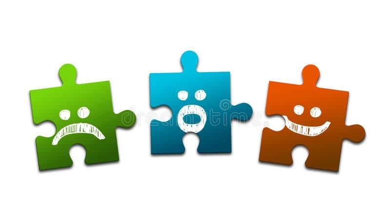 Biznesowy wyrzynarki pojęcie ilustracji