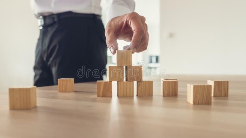 Biznesowy wzroku i pomysłu pojęcie zdjęcia stock