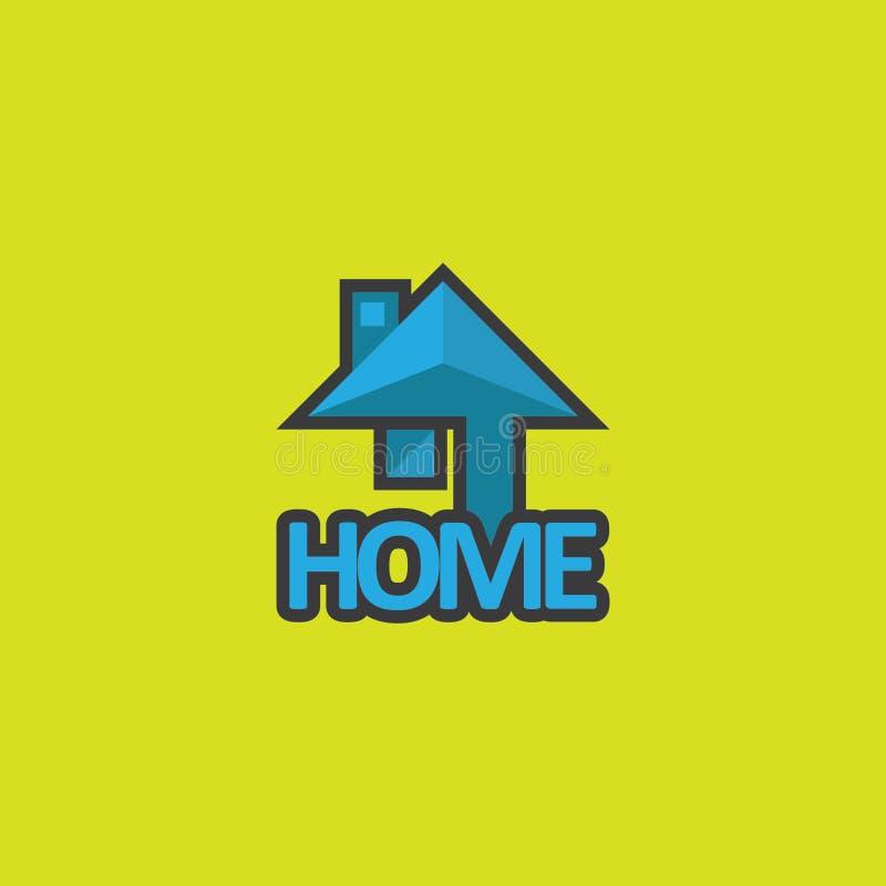 Biznesu domowy logo