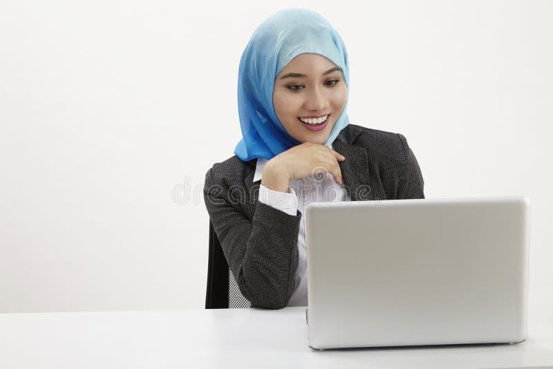 Bizneswoman obrazy stock