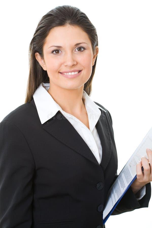 bizneswoman obraz stock