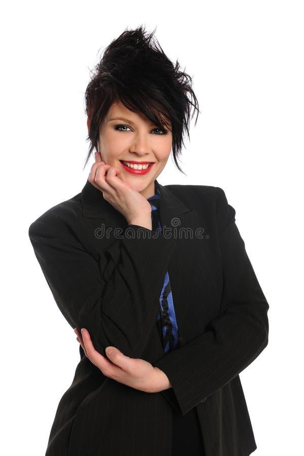 bizneswomanu ja target626_0_ zdjęcia royalty free