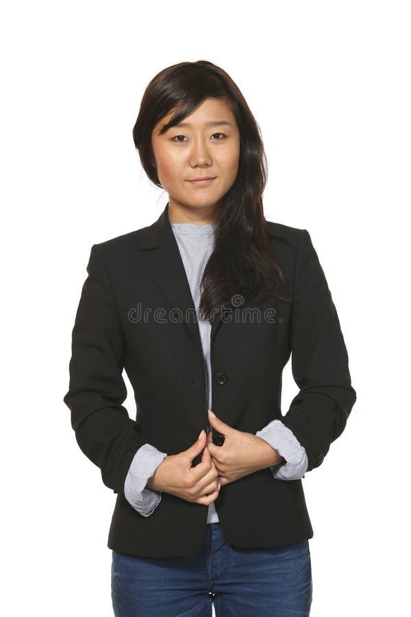 bizneswomanu portret zdjęcie royalty free