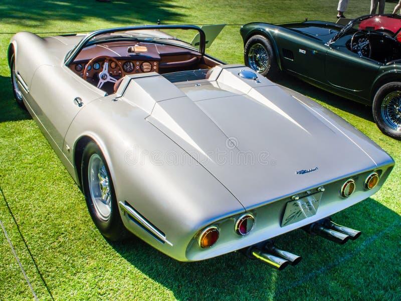 1966 Bizzarini 5300 Spyder royalty free stock images