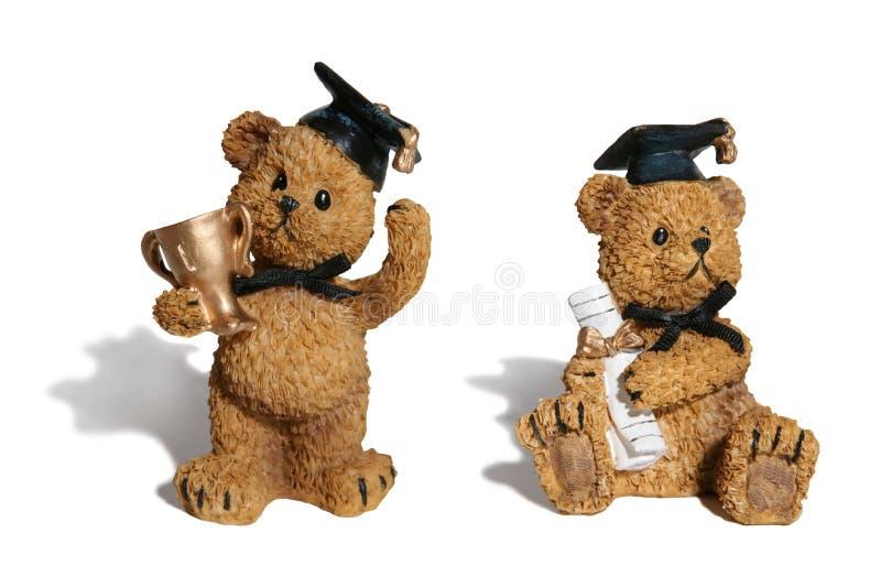 björnar royaltyfri bild
