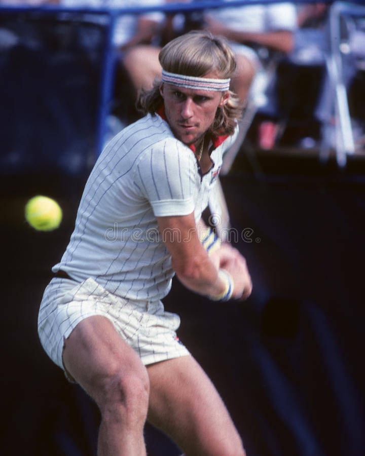 Bjorn Borg fotos de stock royalty free