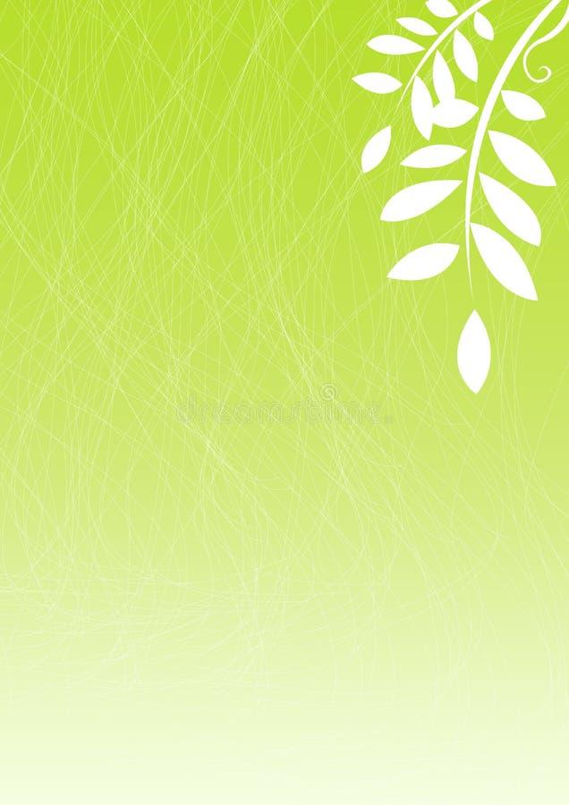 Blätter vektor abbildung