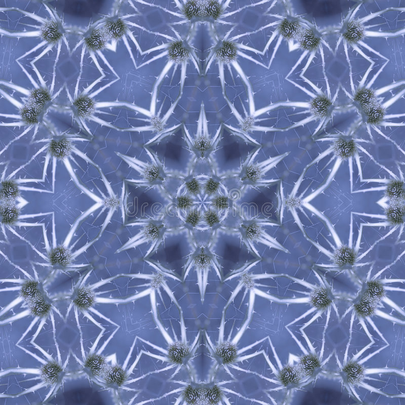 blå is royaltyfri illustrationer