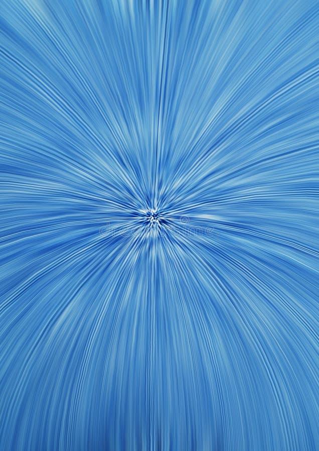 Blå abstrakt bakgrund vektor illustrationer