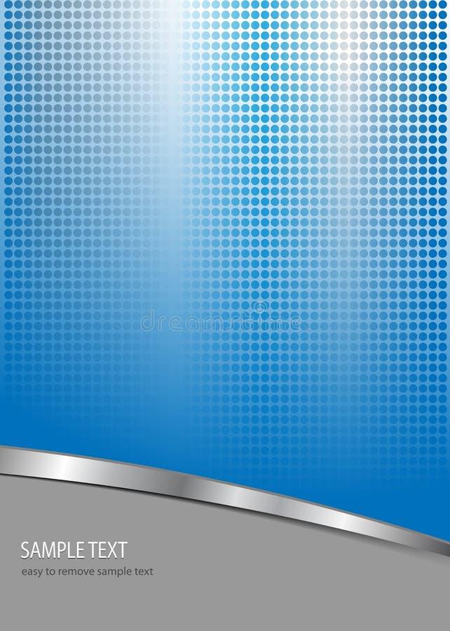 blå affärsgrey för bakgrund vektor illustrationer