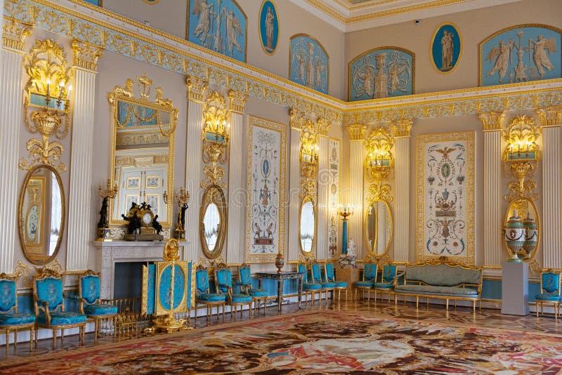 blå catherine slottlokal arkivfoto
