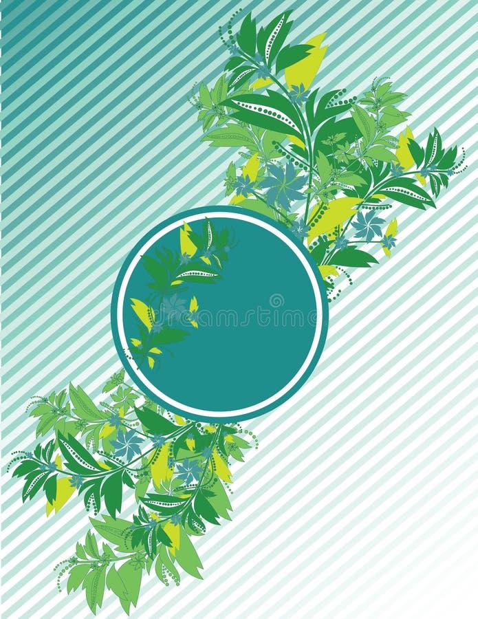 blå cirkel vektor illustrationer