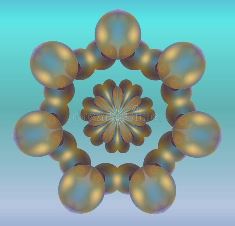 blå extas vektor illustrationer