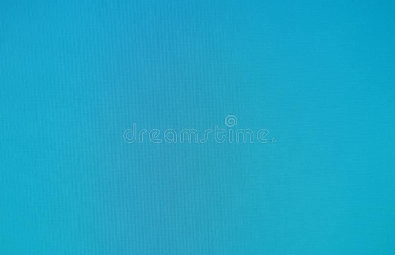 Blå färg på bakgrund och textur för LCD-datorskärm royaltyfria foton