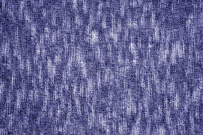 Blå färghandarbetetextur royaltyfri foto