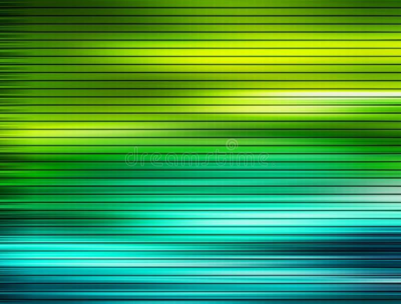 blå green vektor illustrationer
