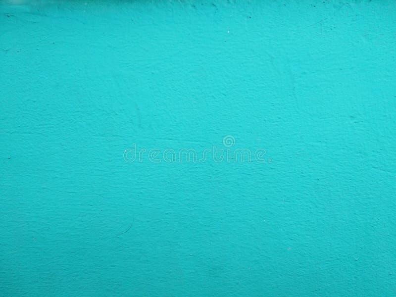 Blå grungevägg, högt detaljerat texturerat bakgrundsabstrakt begrepp royaltyfri fotografi