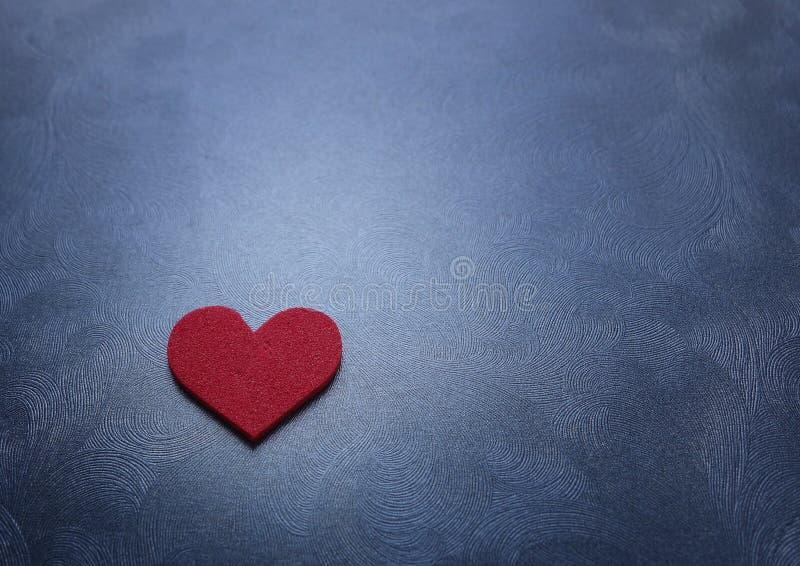 blå hjärtared för bakgrund arkivfoton