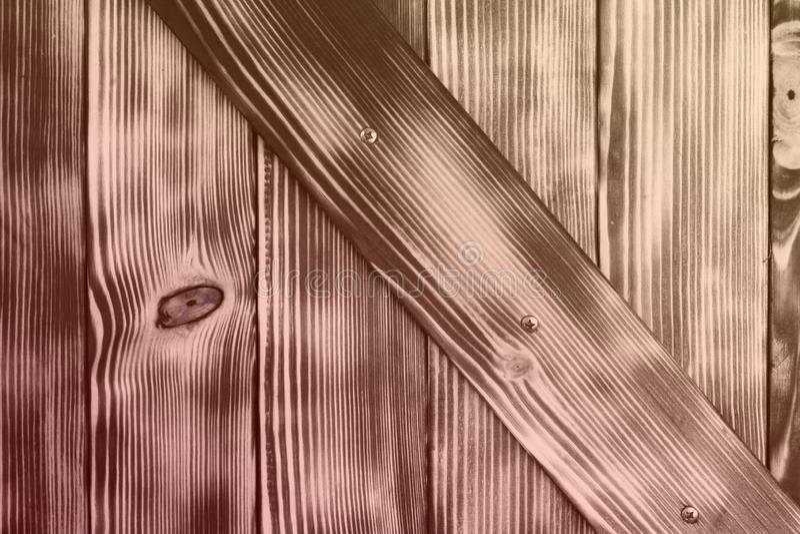 Blå idérik naturlig trädörrtextur för borstad och encaustic vind - härlig abstrakt fotobakgrund arkivfoto