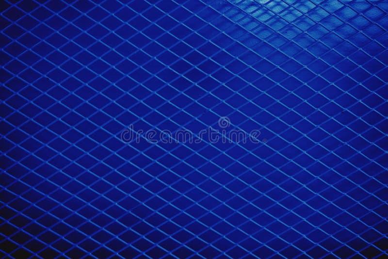 blå ingreppsmetall arkivfoto