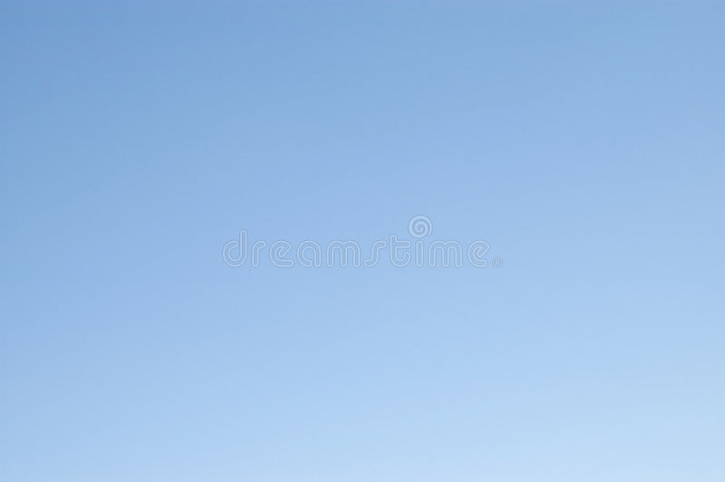 blå klar sky för bakgrund royaltyfria foton