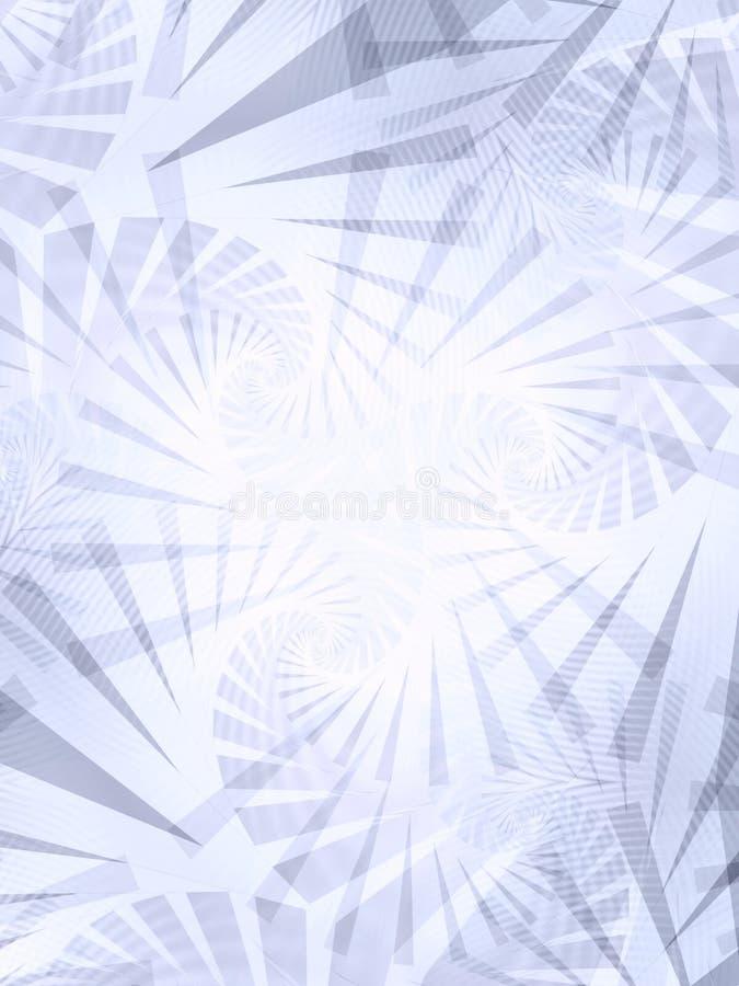blå lampa mönsan texturer royaltyfri illustrationer