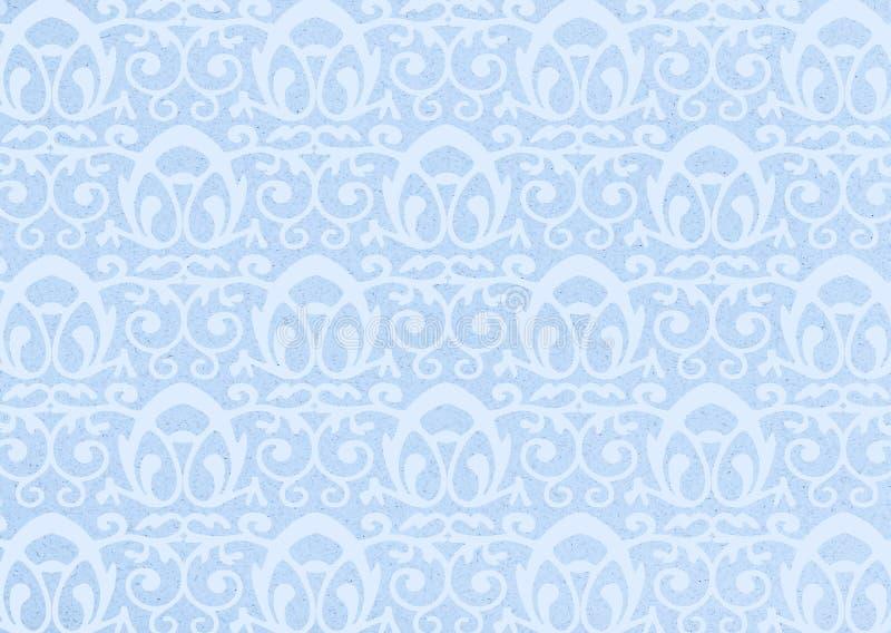 blå ljus textur royaltyfri illustrationer