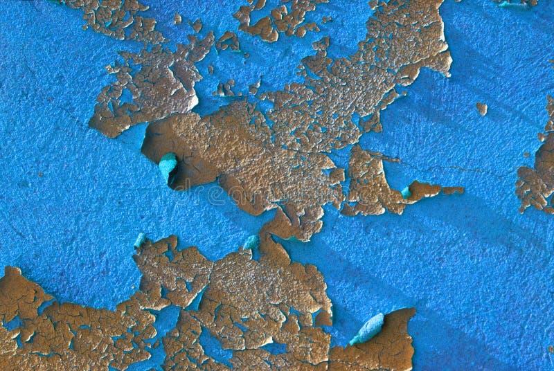 blå målarfärgskalning för bakgrund royaltyfri fotografi