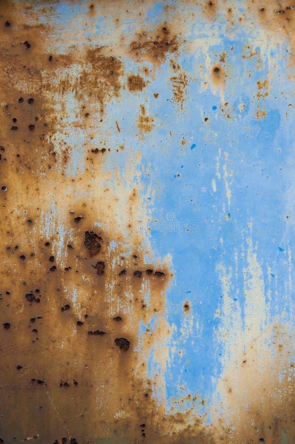 blå metalltextur fotografering för bildbyråer