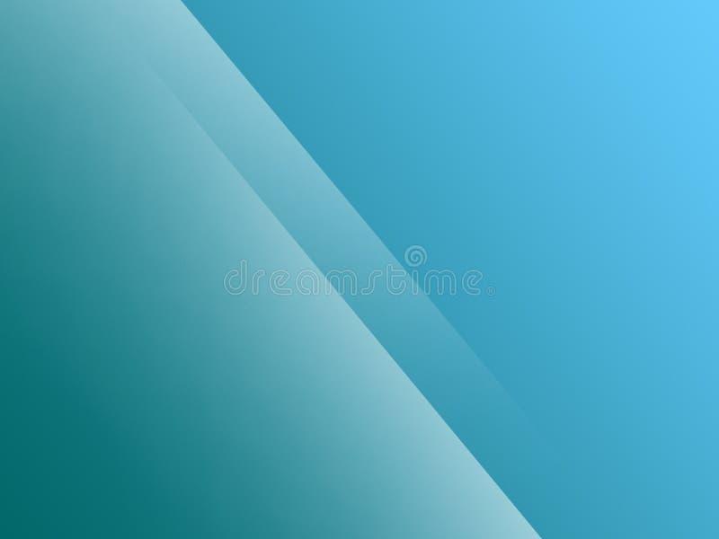 Blå minsta elegant abstrakt linjär veckmodellbakgrund arkivbilder