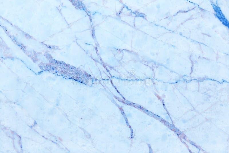 Blå pastellfärgad textur för bakgrundsmarmorvägg för designkonstarbete, sömlös modell av tegelplattastenen med ljust och lyxigt arkivfoton