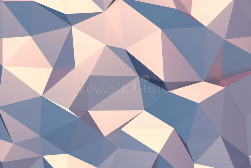 blå pink för abstrakt bakgrund stock illustrationer