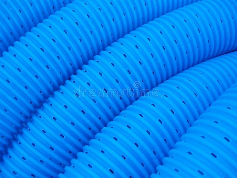 Download Blå pipeline fotografering för bildbyråer. Bild av close - 231445