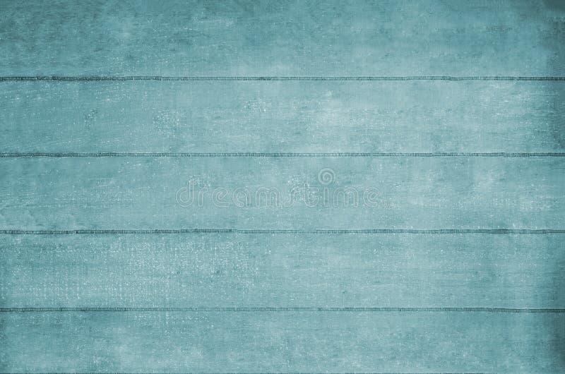 Blå Planked bakgrundstextur royaltyfri foto