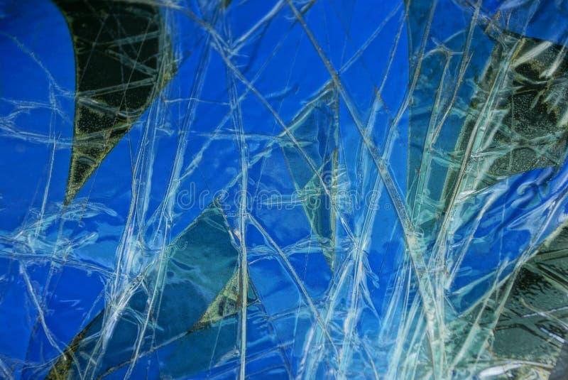 Blå plast- textur från det gamla elektriska bandet klistrade fotografering för bildbyråer