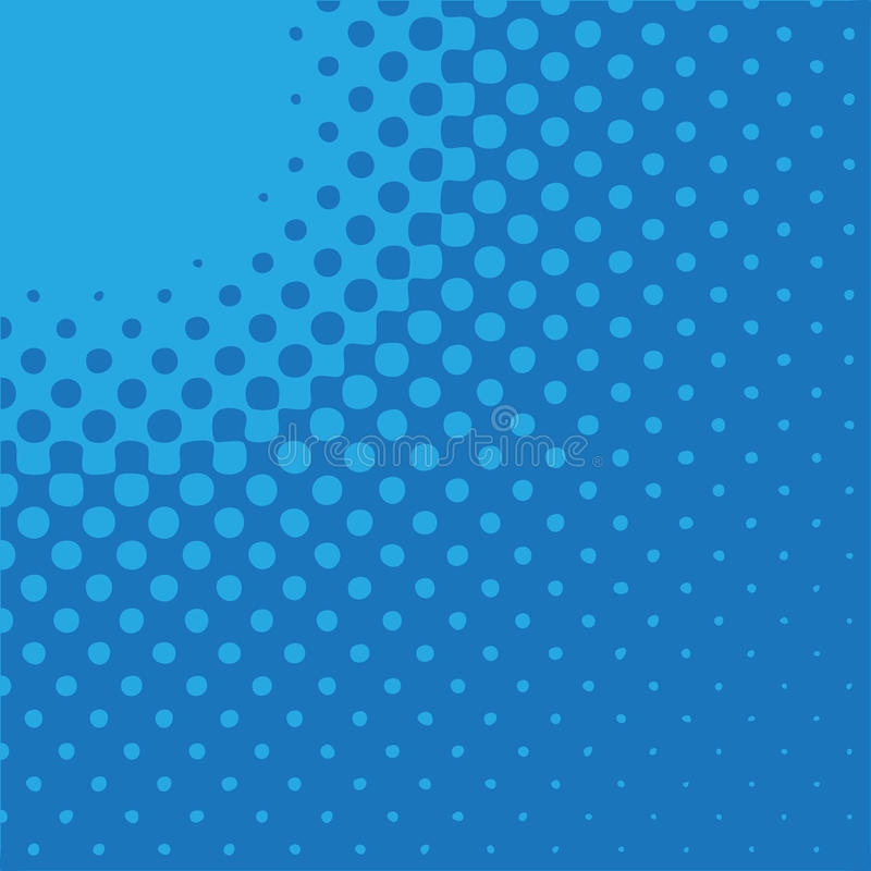 blå radial för pil vektor illustrationer