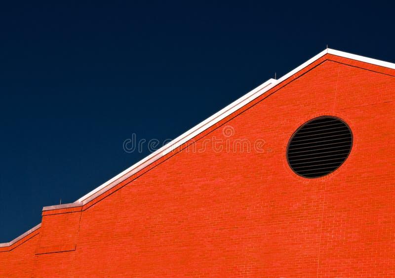 blå red arkivfoton