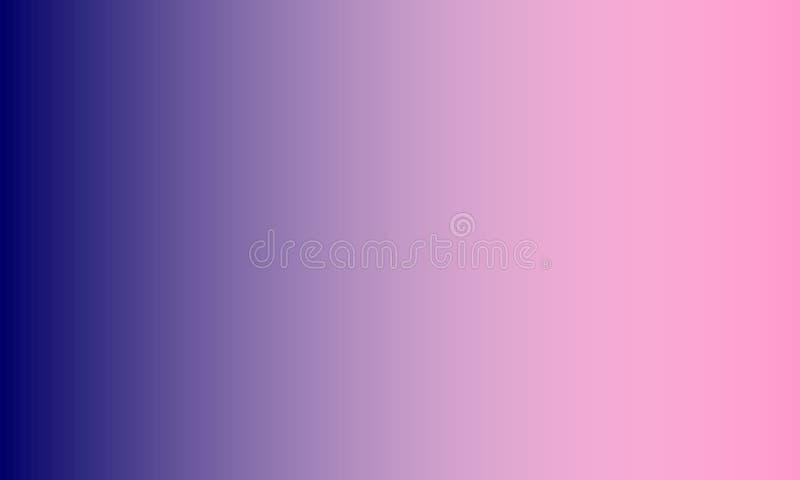 Blå rosa suddighet skuggad bakgrundstapet, vektorillustration vektor illustrationer