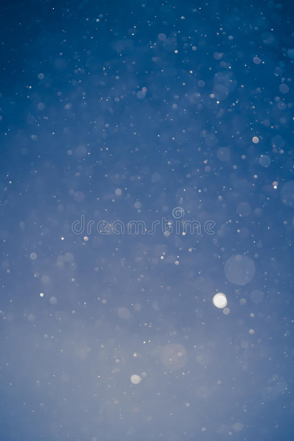 Blå skinande bakgrund fotografering för bildbyråer