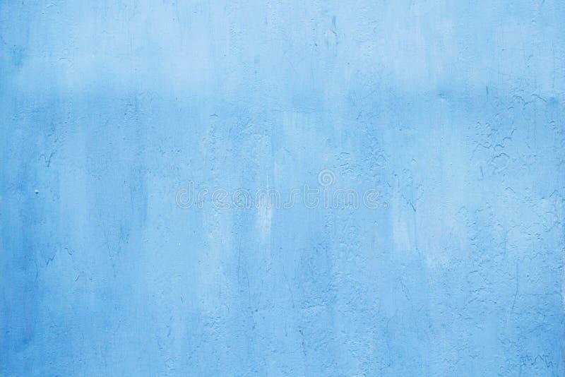 blå texturvägg royaltyfri bild