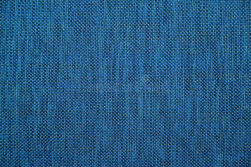 blå tygbildläsningstextur arkivfoton
