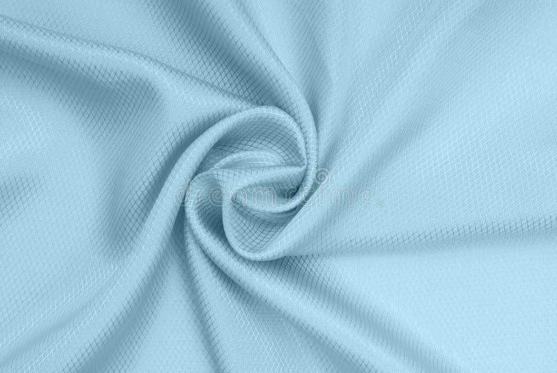 blå tygsilk arkivfoton